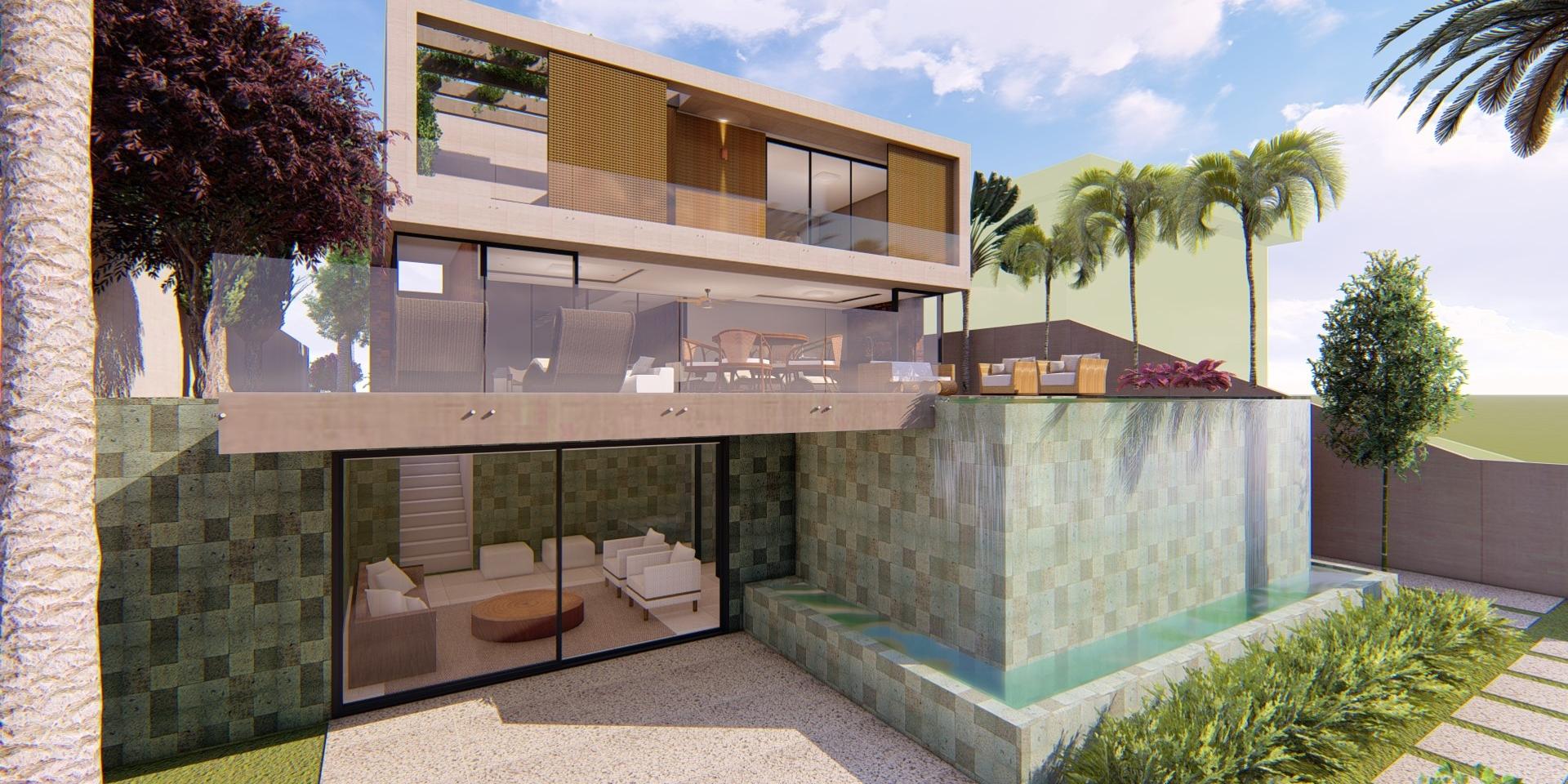 Residência - Montblanc
